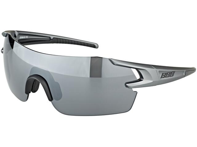 BBB FullView BSG-53 Bike Glasses grey